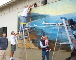 mural-reinstall